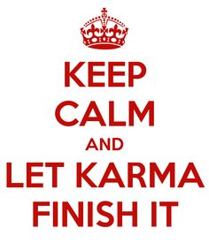 Karma: What's Yours?