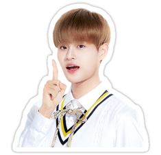 """Wanna One x Ivy Club ft. Lee Daehwi (이대위) "" Stickers by WANNA-ONE SHOP 