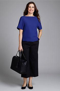 Shop Livia Firth culottes