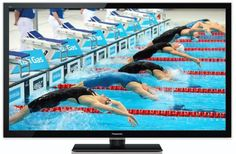 The series feature an IPS LED panel, resolution, Online Movies, as well VIERA Link. Tv Without Stand, Web Movie, Tv Shopping, Lcd Television, Electronic Deals, Tv Reviews, Led Panel, Smart Tv