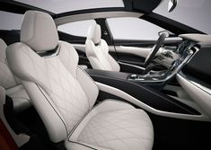 Nissan Sport Sedan Concept Interior - Car Body Design