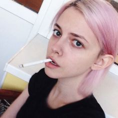 cigarette and kira rausch image