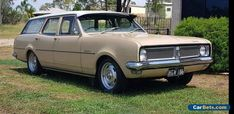 More than 19800 cars are available for sale on our site. You can find new and used cars for sale in Canada, Australia, United States and Great Britain. Sell and buy classic and Holden Australia, Aussie Muscle Cars, Nice Cars, Station Wagon, New And Used Cars, Cars For Sale, Classic Cars, Dreams, History