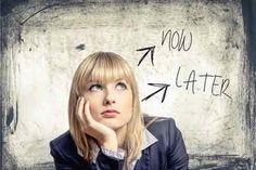 Procrastinación (I): Un hábito irracional