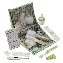 Safety 1st Deluxe Health & Grooming Kit - Green