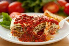 Sbarro lasagna