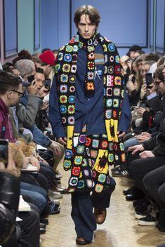 jw anderson knitwear runway - Google Search