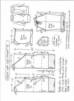 Vestido con manga y capucha Patrón gratis para hacer un lindo vestido informal con manga y capucha. Puedes encontrar las tallas desde la 36 hasta la 56. Talla 36: Talla 38: Talla 40: Talla 42: Talla 44: Talla 46: Talla 48: Talla 50: Talla 52: Talla 54: Talla 56: Fuente:http://www.marlenemukai.com.br/ Vestido verano largo …