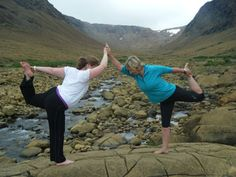 Newfoundland-based Wild Women Expeditions offers groups, mostly women, the chance to hike, kayak and do yoga outdoors.