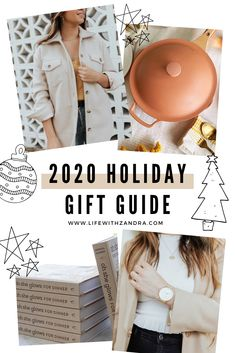 Find gifts for everyone using this Holiday Gift Guide that includes discount codes!