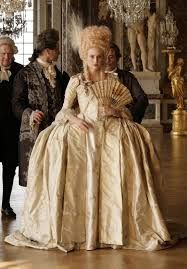 The Enchanted Garden - Diane Kruger as Marie Antoinette in Farewell, My. 18th Century Dress, 18th Century Costume, 18th Century Fashion, Mode Rococo, Rococo Style, Period Costumes, Movie Costumes, Marie Antoinette, Costume Carnaval