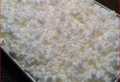VERY MOIST COCONUT SHEET CAKE What I love most about coconut cakes is the looks of them! It's so white you feel like you are having a wedding cake! This is my recipe for a very moist coconut … Coconut Sheet Cakes, Sheet Cake Recipes, White Cake Mixes, Cupcake Cakes, Cupcakes, Poke Cakes, Sweet Treats, Cooking Recipes, Cooking Ideas