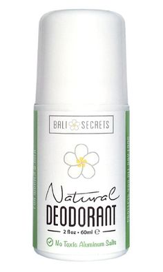 WE HAVE LAUNCHED! Find our amazing Natural Deodorant now on amazon! http://www.amazon.com/dp/B012E9DMNQ Natural Deodorant - Roll On for Women & Men - Free from toxic Aluminum Salts - Travel Size - 2 fl.oz/60ml - All Day Fresh - Herbal & Organic - Extra Strength - Paraben Free - BPA Free Bottle - by Bali Secrets - Get the Best Deodorant you've ever had!