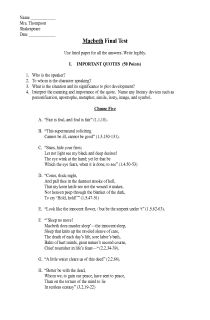 Character Types Worksheet, FREE document download for teachers ...