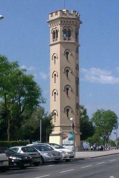 """Torre """"La Miranda"""" Cornella de Llobregat - Barcelona"""