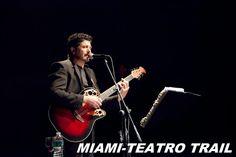 Tributo a Joaquín Sabina por Ruben Abruzese en Miami