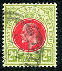"1870 Scott 38 red ""Queen Victoria"" Overprinted in Black Quick History Natal was a British crown colony in south-eastern Africa bet. Cape Colony, Crown Colony, Colonial, Union Of South Africa, Rare Stamps, Kwazulu Natal, Red Queen, West Africa, Stamp Collecting"