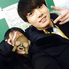 Jeongguk BTS #WithHisSchoolMate