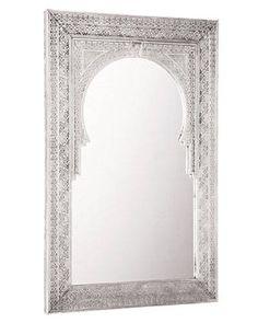 Medina mirror from Imports from Marrakesh; importsfrommarrakesh.com.