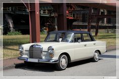 All sizes | 1965 Mercedes-Benz W110 (05) | Flickr - Photo Sharing!