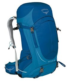 Osprey Packs Osprey Sirrus 36 Backpack Summit Blue WsM SmallMedium >>> Check out the image by visiting the link.Note:It is affiliate link to Amazon.