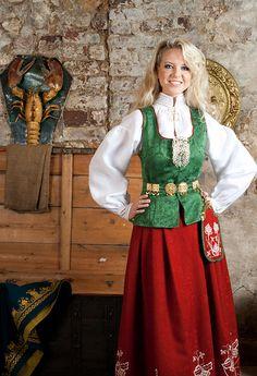 Follobunad Folk Costume, Costumes, Oslo, Norway, Victorian, Dresses, Fashion, Vestidos, Moda