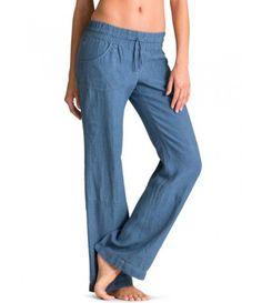 9a93e8c5d1719 Athleta Womens Lakeside Linen Pant Size 2