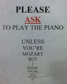 mozart is dead.