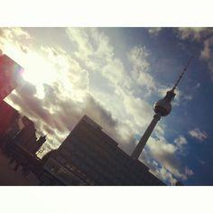 #alexanderplatz #fernsehturm #germany #berlin