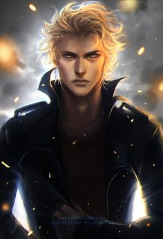 Looks like Jace Herondale from The Mortal Instruments - Shadowhunters  Roherik by LAS-T on DeviantArt