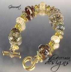 Artisan crafted bracelet