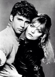 Matthew Caulfield Michelle Pfeiffer in Grease 2 Grease 2, Grease Movie, Hot Actors, Actors & Actresses, Buzzfeed Movies, Maxwell Caulfield, Picture Cloud, Grease Is The Word, Image Film