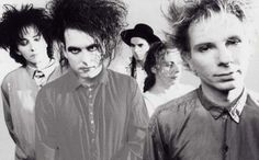 "THE CURE. ""I'VE BEEN LOOKING SO LONG AT THESE PICTURES OF YOU, THAT I ALMOST BELIEVE THAT THEY'RE REAL"""