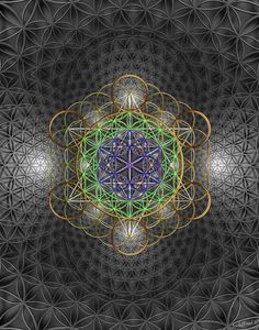 Unveiling the Mystics of Sacred Geometry