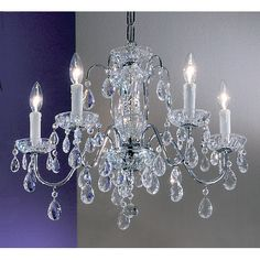 Found it at Wayfair - Daniele 5 Light Chandelier
