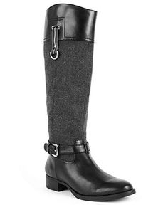 Tommy Hilfiger Shoes, Cup Tall Boots - Boots - Shoes - Macy's