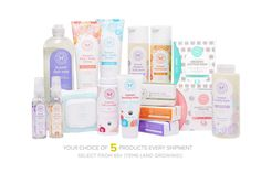 I love the Honest Essentials Bundle! Safe and effective cleaning and personal care products shipped monthly.