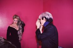 Lessons from a 1980s New York party girl and Warhol muse