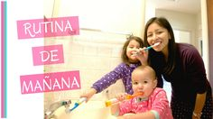 Mi rutina de mañana: edición MAMA // My morning routine MOM edition