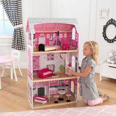 Delightful Dollhouse #kidkraft #dollhouse #toys