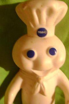 vintage pillsbury dough boy