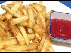 Crunchy French Fries for Kids Healthy Baby Food, Healthy Meals For Kids, Kids Meals, Healthy Recipes, Potato Chips, French Fries, Baby Food Recipes, Potatoes, Homemade