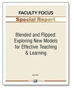 Blended and Flipped: New Models for Effective Teaching & Learning | Faculty Focus