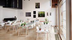 Institut finlandais, Paris (galerie d'art, boutique et café, brunch le weekend)