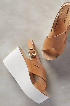 Alba Moda Slingback Wedges Wedge Sandals, Shoes Sandals, Shoe Boots, Plato,  Espadrilles 3aad99f71f