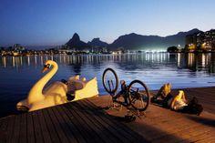 sunset @ Lagoa, Rio de Janeiro, Brasil