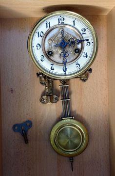 altes-FMS-Regulator-Uhrwerk-Handaufzug-komplett