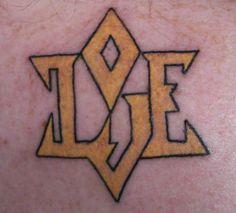 jewish star of david tattoos