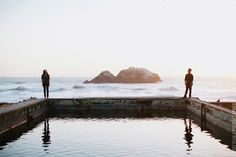 Sutro Baths | San Francisco | awesome spot for photos.