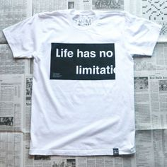 Life has no limitatio... Tee